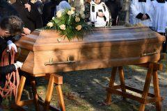 Pogrzeb Śp. O. Mariusza Franciszka Lepianki