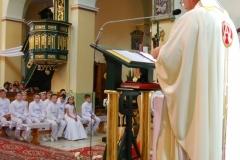 Zjazd kursowy księży święconych w 1981